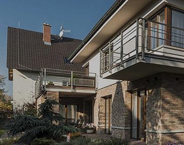 Дома и виллы в Чехии