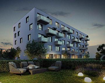Квартира в Праге 3<br>2 комн. 87m²