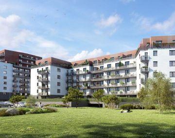 Квартира в Праге 9<br>2 комн. 76m²