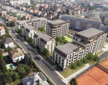 Квартира в Праге 10<br>53m²